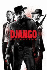 "Poster for the movie ""Django Unchained"""
