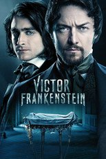 """Poster for the movie """"Victor Frankenstein"""""""