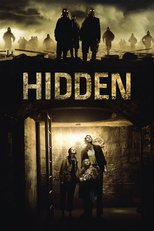 """Poster for the movie """"Hidden"""""""