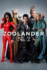 "Poster for the movie ""Zoolander 2"""
