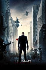 """Poster for the movie """"Hitman: Agent 47"""""""