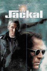 "Poster for the movie ""The Jackal"""