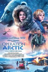 "Poster for the movie ""Operation Arctic"""
