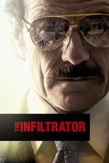 """Poster for the movie """"The Infiltrator"""""""