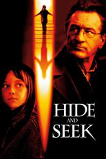 "Poster for the movie ""Hide and Seek"""