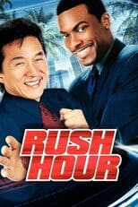 """Poster for the movie """"Rush Hour"""""""