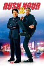 "Poster for the movie ""Rush Hour 2"""