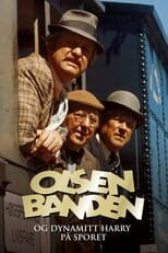 "Poster for the movie ""Olsenbanden og Dynamitt-Harry på sporet"""