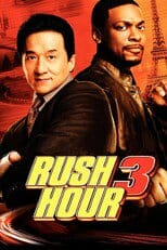 """Poster for the movie """"Rush Hour 3"""""""