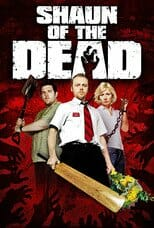 "Poster for the movie ""Shaun of the Dead"""