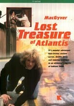 "Poster for the movie ""MacGyver: Lost Treasure of Atlantis"""