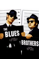 "Poster for the movie ""The Blues Brothers"""