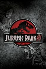 "Poster for the movie ""Jurassic Park III"""