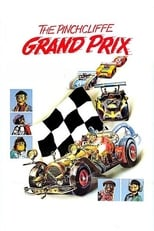 "Poster for the movie ""The Pinchcliffe Grand Prix"""