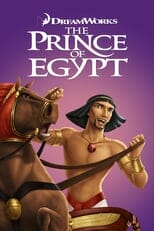 "Poster for the movie ""The Prince of Egypt"""