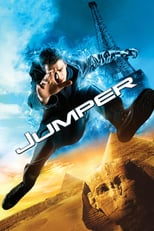 "Poster for the movie ""Jumper"""