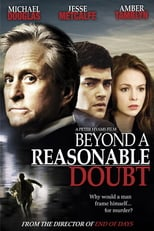 "Poster for the movie ""Beyond a Reasonable Doubt"""