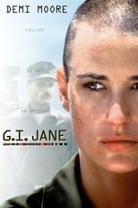 "Poster for the movie ""G.I. Jane"""