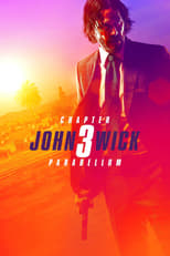 "Poster for the movie ""John Wick: Chapter 3 - Parabellum"""