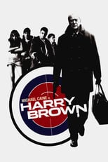 "Poster for the movie ""Harry Brown"""