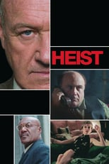 """Poster for the movie """"Heist"""""""